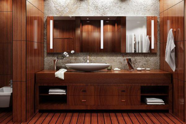 Ideias de remodelação  de Banheiros
