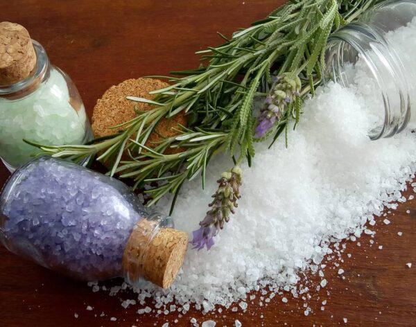 O sal de Epsom pode ajudar no jardim?