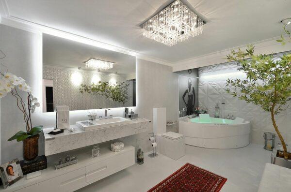 Ideias de remodelação de banheiro dentro do orçamento