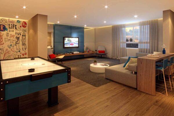 As melhores opções de pisos para porões