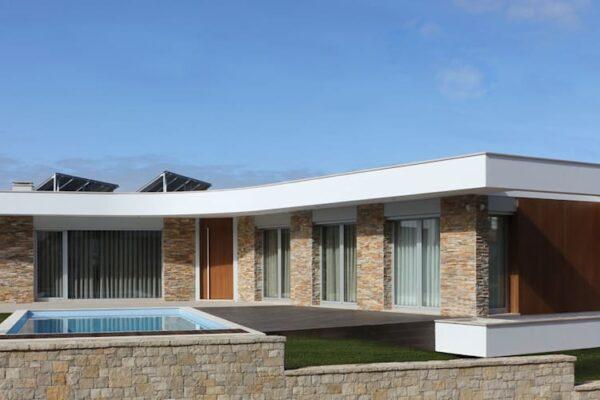3 Tipo de telhados planos
