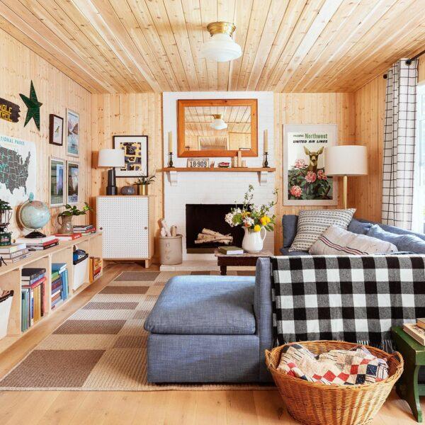 Idéias de design de baixo custo para qualquer casa