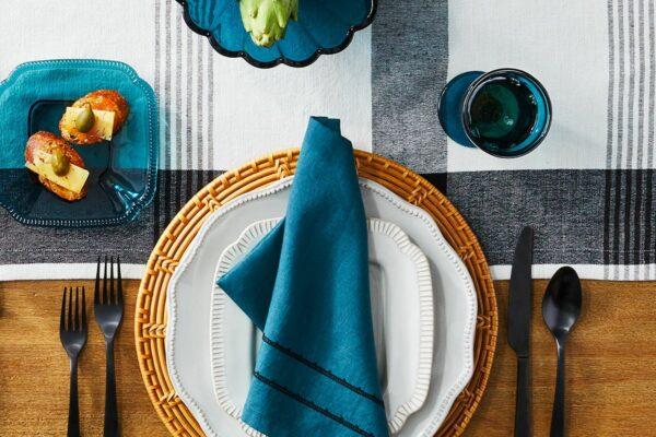 Chic Fall Tablescape | Casa pronta para convidados