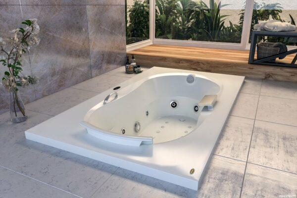 Guia de instalação de banheira de hidromassagem
