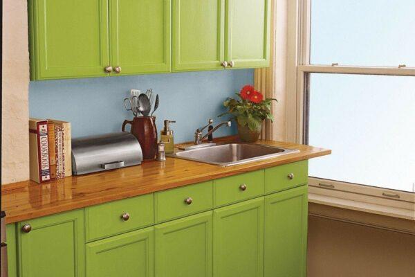 10 ideias para reforma de armários de cozinha