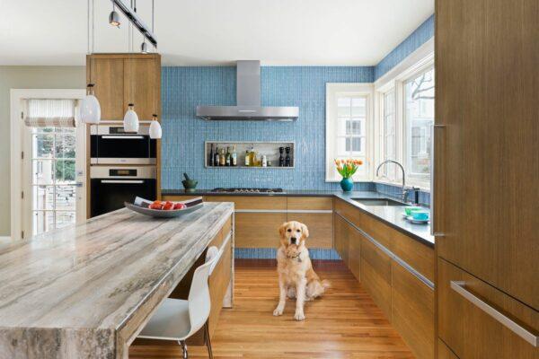 15 belas idéias e designs de bancadas de cozinha