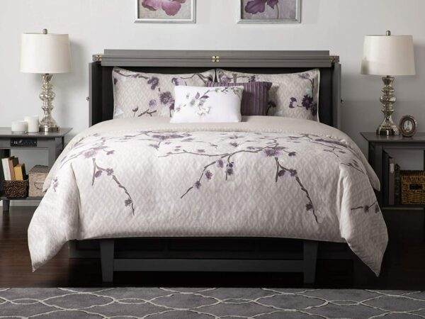 5 ideias criativas de cama embutida