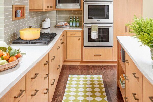 9 dicas de design de cozinha de galley